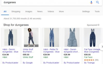 Shopping Comparison Sites go head to head with Google Shopping in EU search results