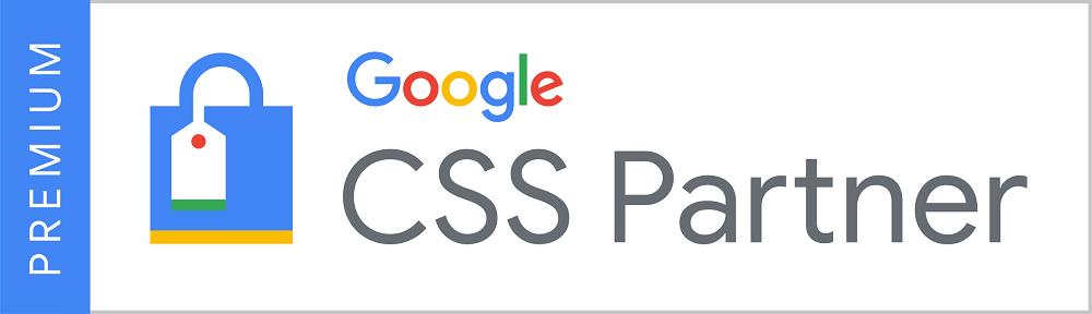 Google CSS Premium Partner logo