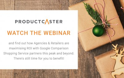 Webinar Replay: How to Maximise Google Shopping ROI This Peak and Beyond