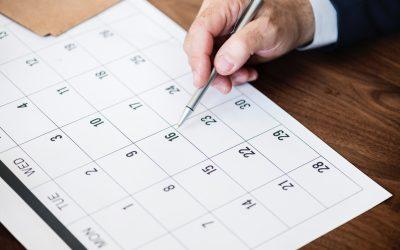 Date butoir pour les CSS